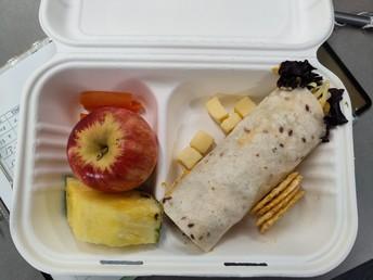 Thursday's Lunch
