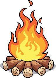 High School Homecoming Bonfire