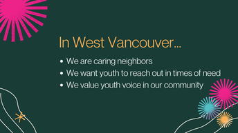 Vancouver cares about our young people!