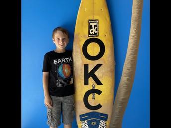 Grades 3-5 Creating a Surfboard