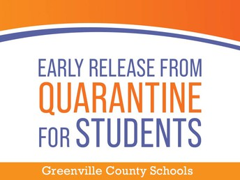 Early Release from Quarantine for Students