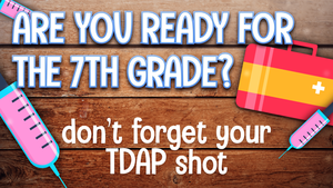 Shot record can be dropped off at the front office or emailed to akorte@pasco.k12.fl.us