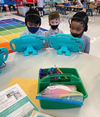 Kindergarten Technology Center
