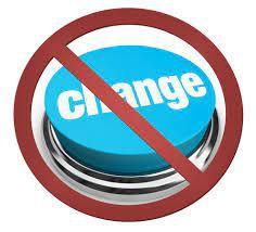 CHART = NO CHANGES