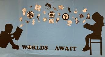 4th Grade -- Worlds Await