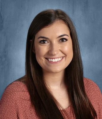 Meet Marisa Greenberg (Cervasio). Our new 6th grade Math Teacher.