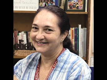 Karen Derr-Special education paraprofessional
