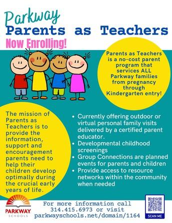 What is Parents as Teachers?