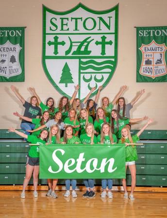 Ignite Your Seton Spirit