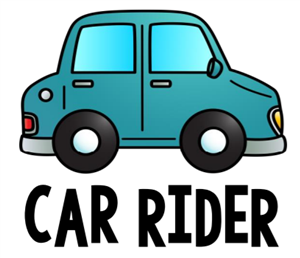 Car Rider Updates and Reminders