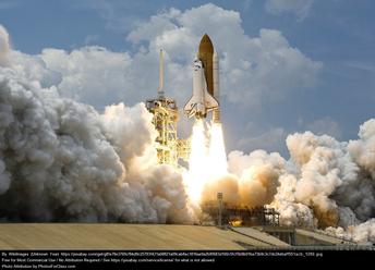 PK-2 Building a Space Shuttle
