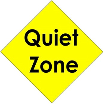 QUIET ZONE NEAR MS WING AFTER SCHOOL