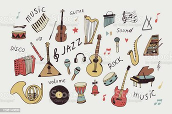 Attention ALL 5th Grade Students - Are you interested in playing an instrument?