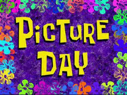 September 13th is Picture day!