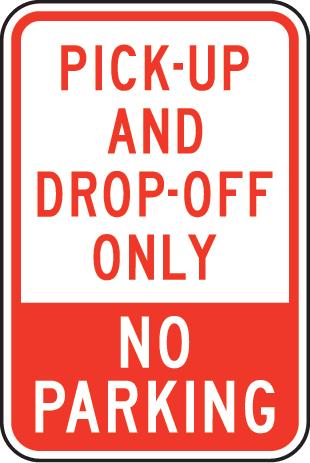 Parent Pick Up and Drop Off