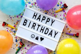 Policy Reminder: Birthdays