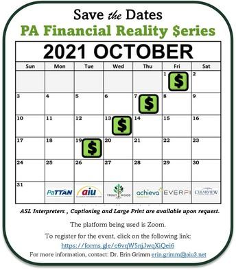 Fall Series October 2021