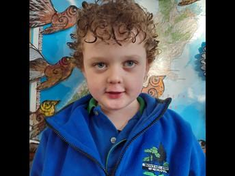 Lochlyn Benner (5 years old)