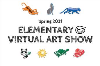 Elementary Virtual Art Show