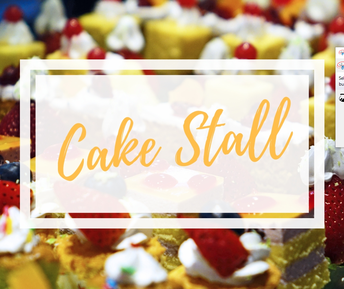 HOLY FAMILY PARISH CAKE STALL - THIS WEEKEND