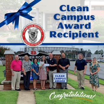 Clean Campus Award