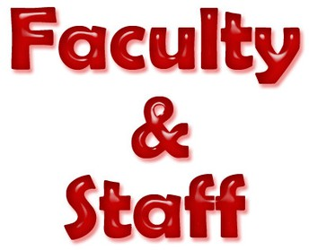 Welcome New Faculty & Staff!