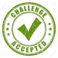 October/November Practice Challenge