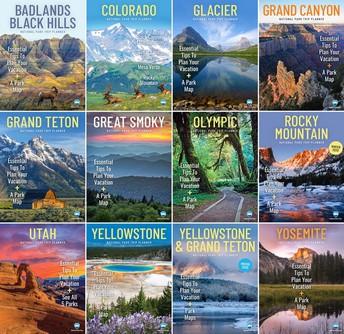 Grades Pre-K-2: National Parks