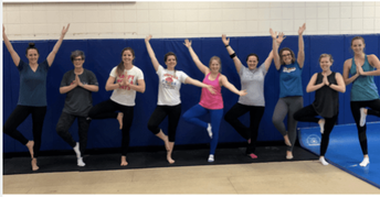 June Adult Yoga Classes for Ages 18+
