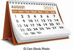 Mark Your Calendar (new dates)