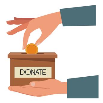 Donate: