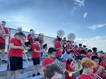 First Football Game Performance