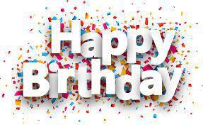 Happy Birthday this Summer to...     Felíz Cumpleaños este verano a...