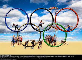 PK-5 History of the Olympics