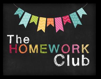 Tamanend Homework Club Begins on September 22