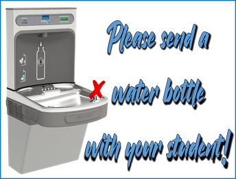 Don't Forget the Water Bottle