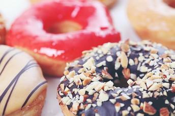 Grades Pre-k-2: Donut Worry, Be Happy!