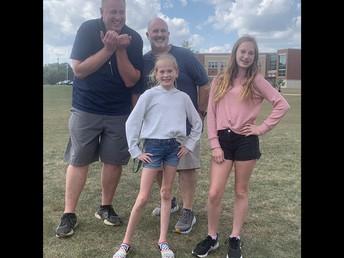 7th Graders, Emma Harrington & Jordan McKague!