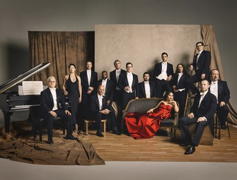 """""""Pink Martini"""" at the Peace Center"""