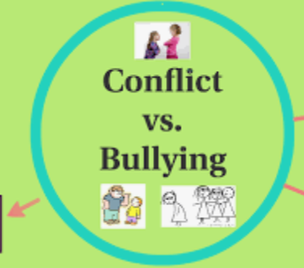 Bullying vs. Conflict