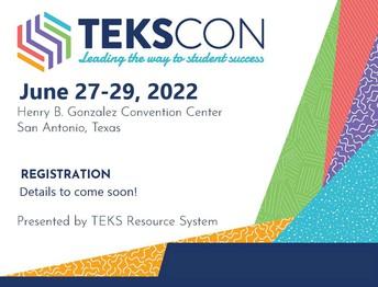 TEKSCon 2022: June 27-29, 2022