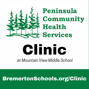 PCHS Clinic at Mountain View Middle School