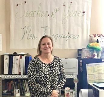 Teacher of the Year: Melissa Degusipe