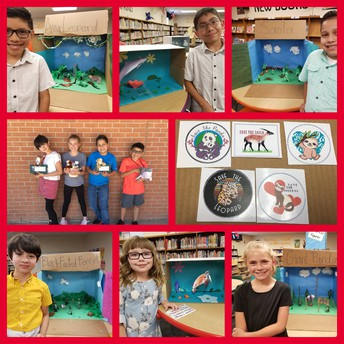 South GT Students Present Endangered Animals