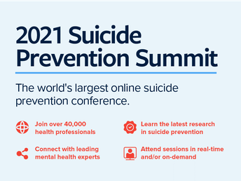 2021 Suicide Prevention Summit