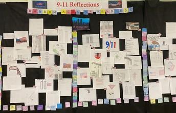 9/11 Remem-brance Wall
