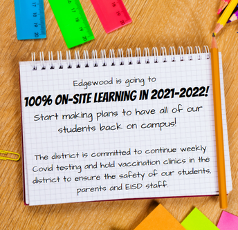 On-Site Learning in 2021-2022