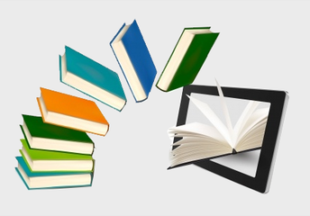 Need a book but stuck at home or after school hours? Take a look at our digital audio books and eBooks!