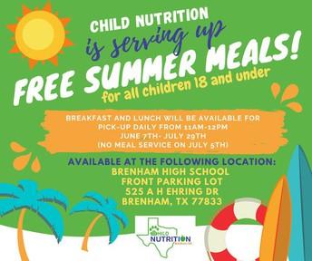 Child Nutrition Department