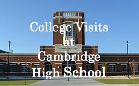 Virtual College Visits at Cambridge
